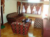 Munnar friends cottage sitting room