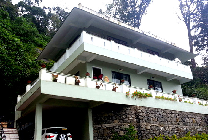 Misty heights Munnar Cottage