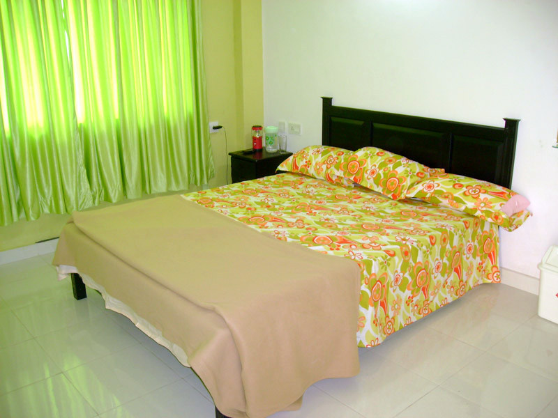 Misty Heights Munnar Bedroom