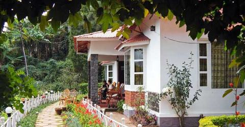 Economic Cottage at Munnar